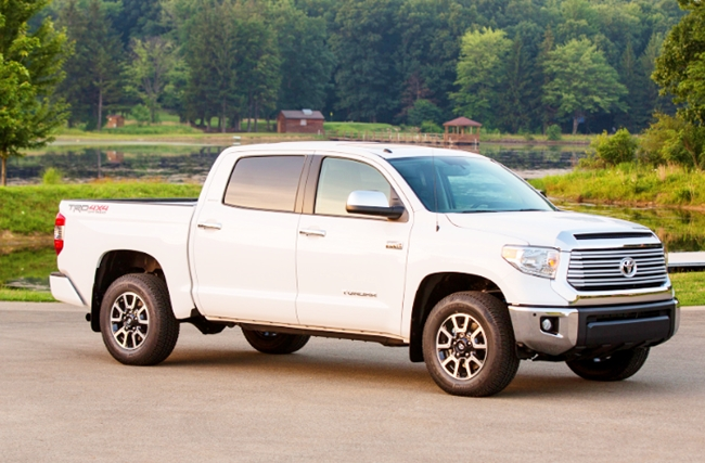 2018 Toyota Tundra TRD Pro 5.7 l V8 Other Trims
