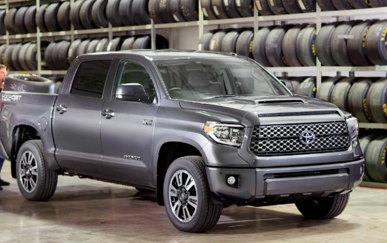 2018 Toyota Tundra TRS Pro Colors Canada