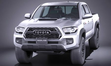 2018 Toyota Tundra TRS Pro Colors Canada