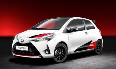 2018 Toyota Yaris Redesign
