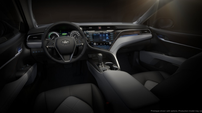 2018 Toyota Camry Release Date Canada Day