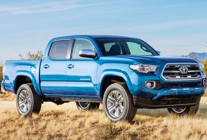 2018 Toyota Tacoma Diesel Release Date UK