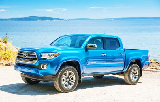 2018 Toyota Tacoma Review Finland