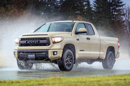 2018 toyota tundra concept autos specs prices and release date. Black Bedroom Furniture Sets. Home Design Ideas