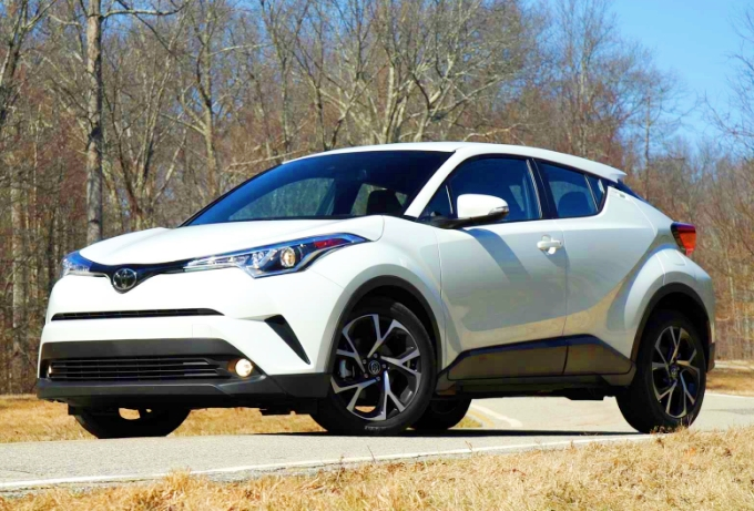 2018 Toyota C-HR SUV Review Australia