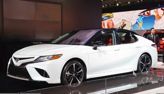 2018 Toyota Camry Hybrid Review Ukraina