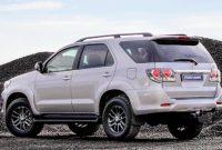 2018 Toyota Fortuner Redesign Austria