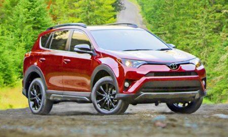 2018 Toyota RAV4 Adventure Canada