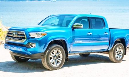 2018 Toyota Tacoma Redesign United Kingdom