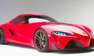 2019 Toyota Supra Renderings