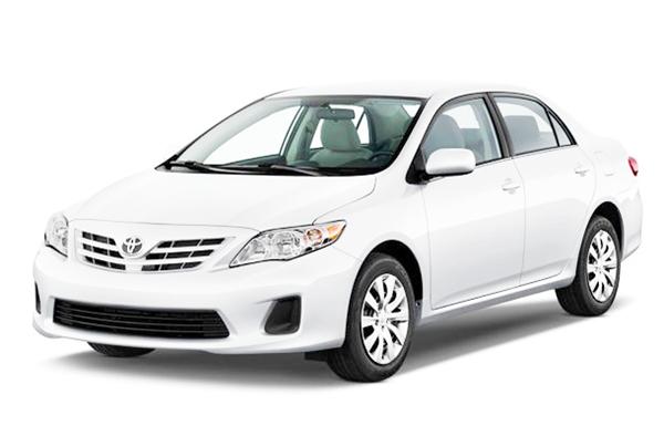 2011 Toyota Corolla Tire Size