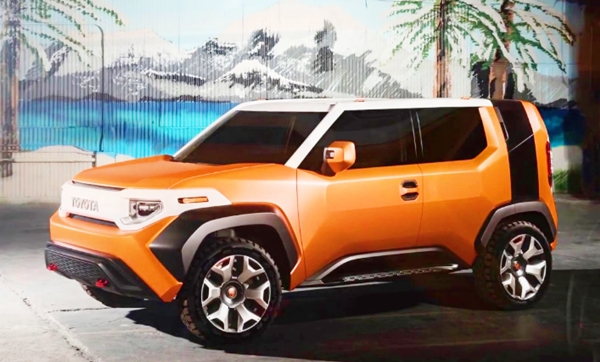 2018 Toyota FT 4X IS FJ Cruiser Review