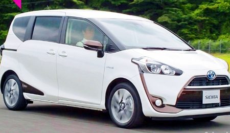 2018 Toyota Sienta Review Singapore