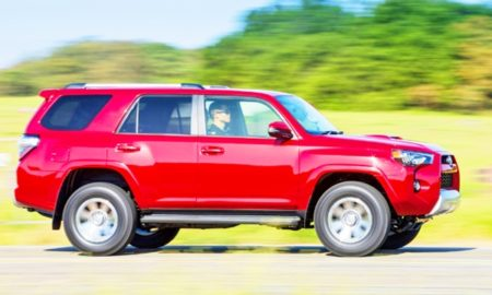 2019 Toyota 4Runner Concept Release Date
