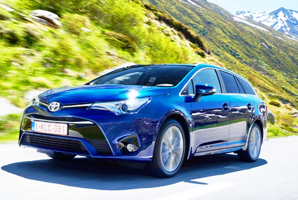 2019 Toyota Avensis Review