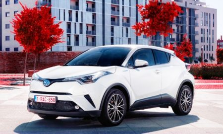 2019 Toyota CHR Review