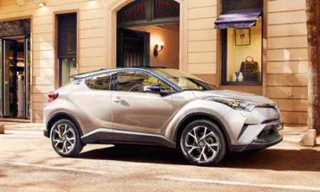2019 Toyota CHR Review and Release Date