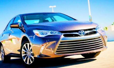 2019 Toyota Camry Review Car and Driver