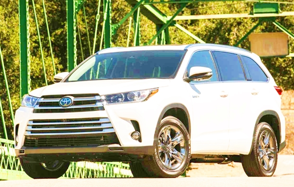 2019 Toyota Highlander Redesign Schedule