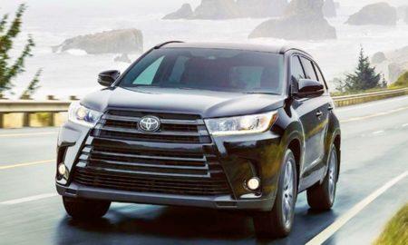 2019 Toyota Kluger Redesign