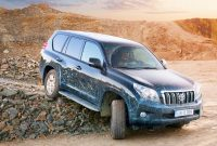 2019 Toyota Land Cruiser Prado Redesign and Price