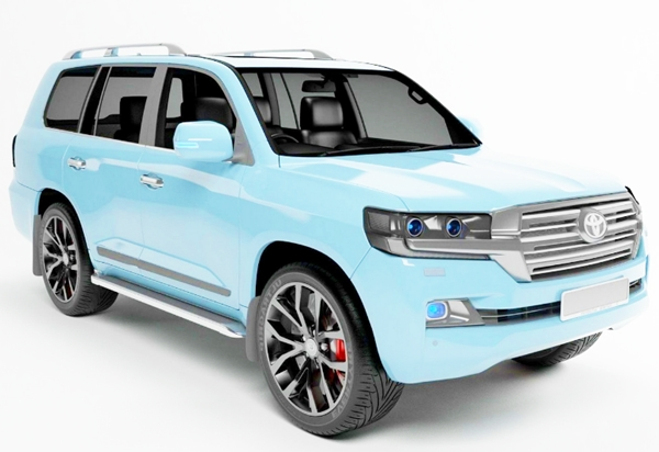 2019 Toyota Land Cruiser Redesign Canada