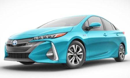 2019 Toyota Prius Redesign