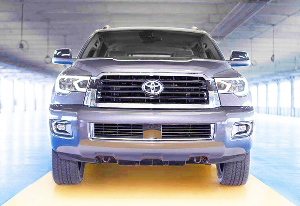 2019 Toyota Sequoia Redesign and Release Date