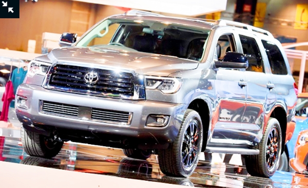 2019 Toyota Sequoia Redesign and Review | Toyota Cars Models