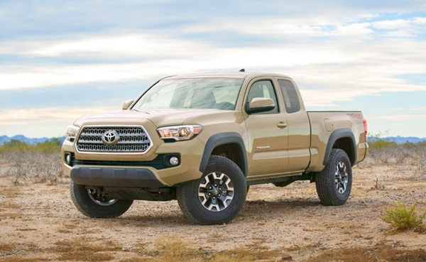 2019 Toyota Tacoma Diesel Redesign