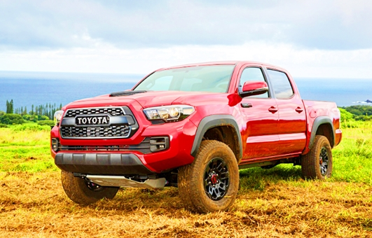 2019 Toyota Tacoma TRD Pro Release Date
