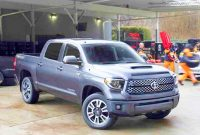 2019 Toyota Tundra Redesign and Price