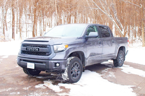 2019 Toyota Tundra TRD Pro Redesign