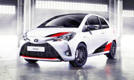 2019 Toyota Yaris Redesign