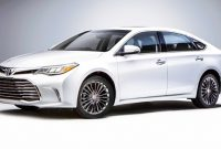 2018 Toyota Avalon Hybrid Limited Edition Redesign