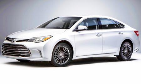 2018 Toyota Avalon Hybrid Limited Edition Redesign