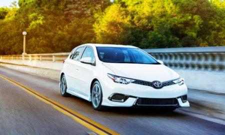 2018 Toyota Corolla IM Redesign United States