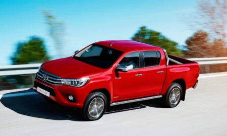 2018 Toyota Hilux USA Redesign UK