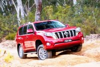 2018 Toyota Land Cruiser Prado Release Date and Price