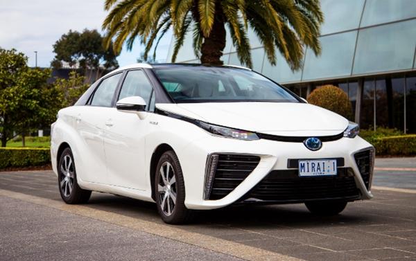 2018 Toyota Mirai Redesign