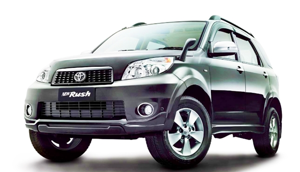 2018 Toyota Rush Redesign