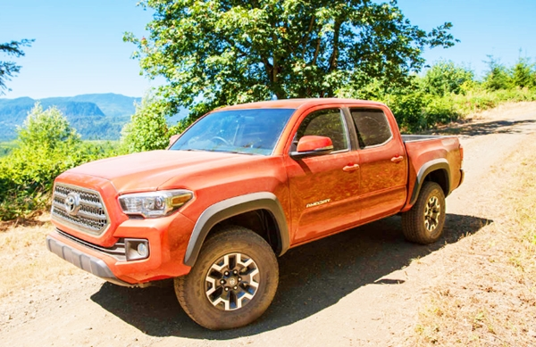 2018 Toyota Tacoma Review, Redesign and Price Canada