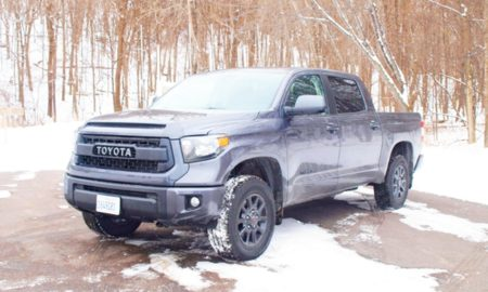 2018 Toyota Tundra TRD Pro 5.7L V8 Redesign