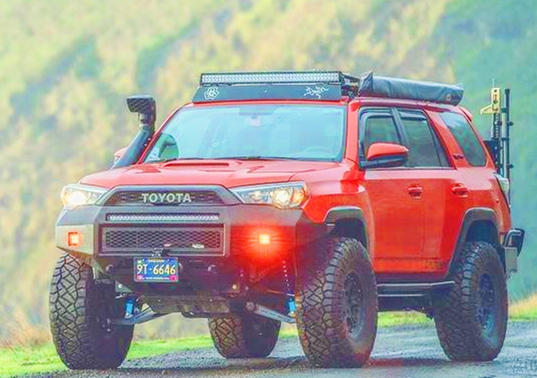 2019 Toyota 4runner Concept Trd Pro Redesign Toyota Cars
