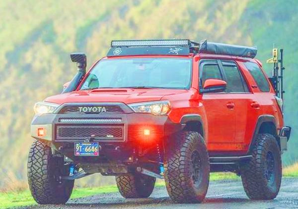 2019 Toyota 4Runner Concept TRD Pro Redesign