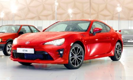 2019 Toyota 86 Redesign