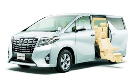 2019 Toyota Alphard Redesign and Price