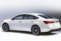 2019 Toyota Avalon Hybrid Concept