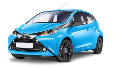 2019 Toyota Aygo X-Wave Review