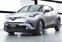 2019 Toyota CHR Redesign and Review